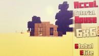 Minecraft Lets Build HD: 6×6 Lot. Hi Minecrafters! O provocare este de a veni! Vă arat noua casă din blocuri ! Ghici ce? Este aproape imposibil și acest lucru este...